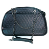[SOLD OUT] Lux Quilted Double Zip Tote